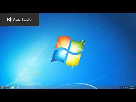 Installing Visual Studio 2012 Free