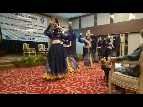 Tari Sembah Lampung mix Mojang Priyangan JaBar