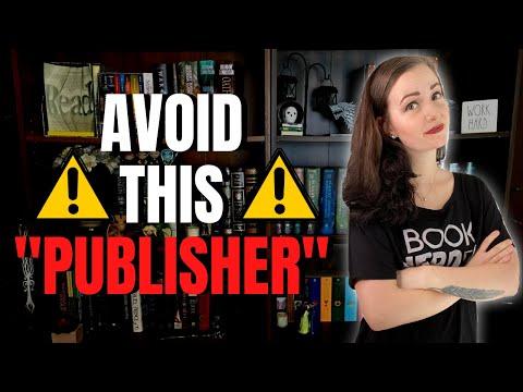 Vanity Presses vs. Self-Publishing Service Companies (SPSC) | iWriterly