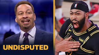 Chris Broussard BELIEVES Anthony Davis will continues shine under the bright lights of Los Angeles