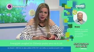 KosmikaTV: Vedeževalka Špela - Povezava s svojim višjim jazom (17.6.2017)