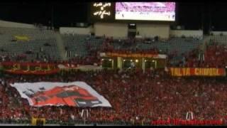 Ultras ahlawy intro 8/5/2011 وراك فين ما بتروح
