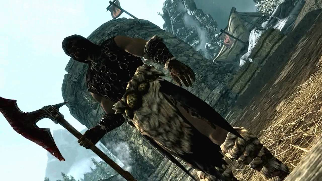 Elder Scrolls V Skyrim Mods - Macho Man Randy Savage Dragon Skin Texture  Mod (Hilarious)