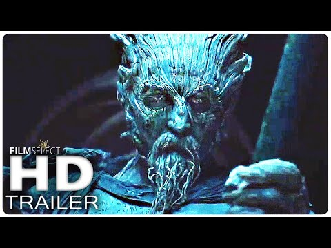 THE GREEN KNIGHT Trailer (2020)