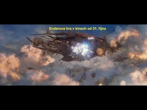 Enderova hra (Ender's Game) - Vítejte v Bitevní škole!