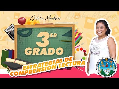 estrategias-de-comprensión-lectora,-para-tercero-primaria.-profesora-natalia-martínez.