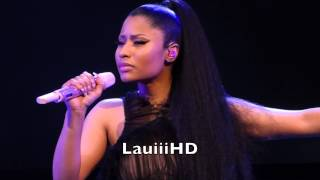 Nicki Minaj - Pills n Potions - Live in Stockholm, Sweden 16.3.2015 Full HD