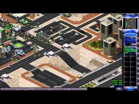 Red Alert 2: Reborn 2.1 [MOD] - 1х1 view of the observer (NAZ VS Gluk-v48)