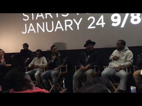 BET New Edition Story NYC Screening
