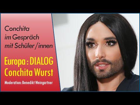 Europa : DIALOG mit Conchita Wurst  (Schulveranstaltung)