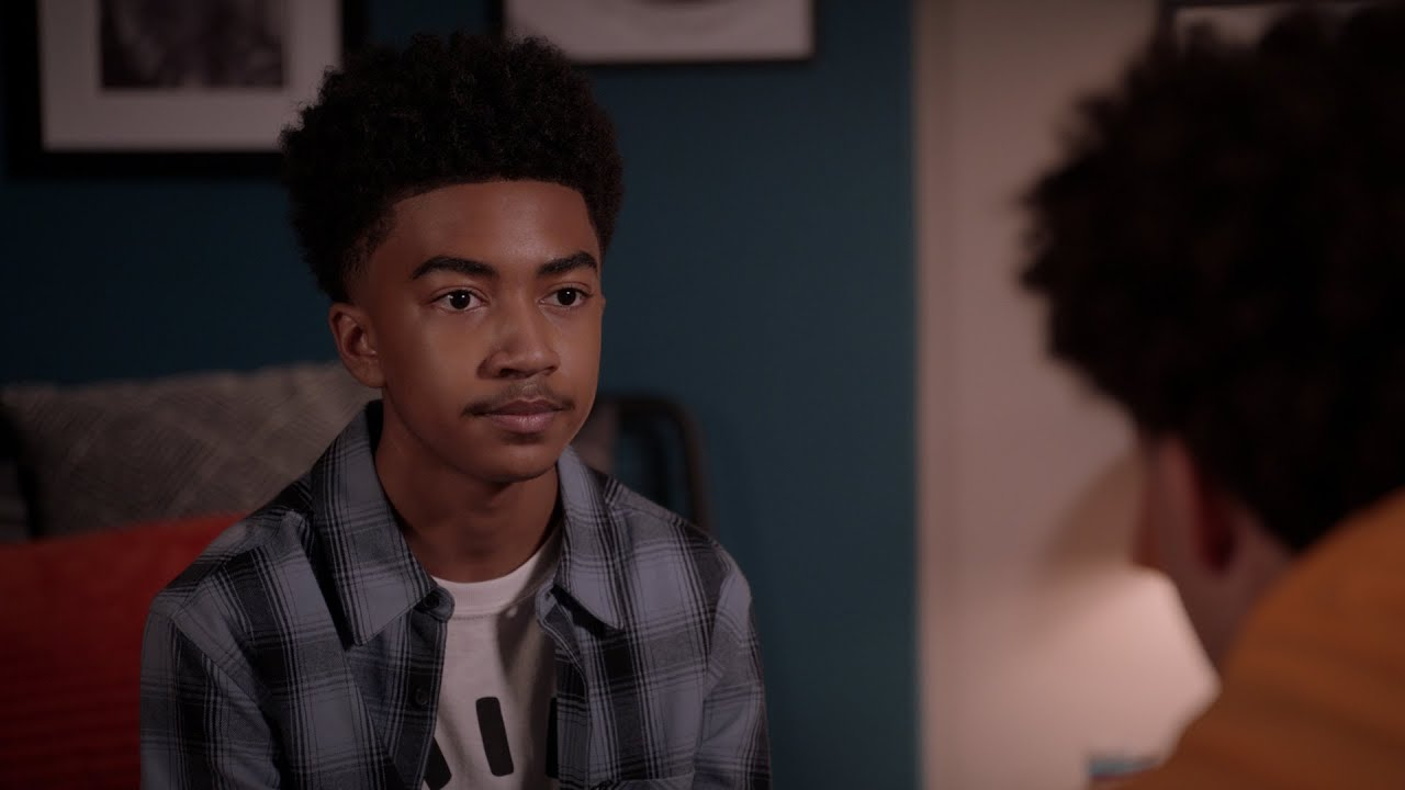 Download Jack Realizes He Has to Break Up with His Mom - black-ish