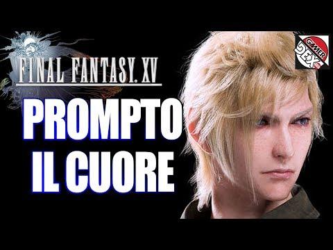 PROMPTO Argentum - il migliore amico di Noctis - Final Fantasy XV lore [spoiler]