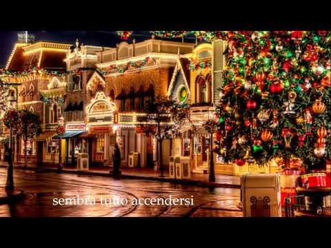 Buon Natale 883.Le Luci Di Natale 883 Con Testo Youtube
