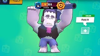 Frank - NEW Starpower for 2000 gems! // BrawlStars