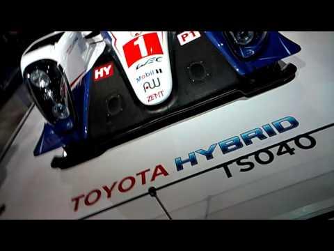 TOYOTA 'HYBRID', AUTO EXPO 2016