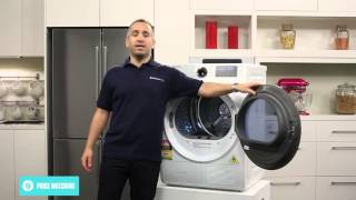 Samsung DV90H8000HW 9kg Heat Pump Dryer reviewed by product expert - Appliances Online