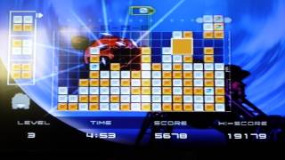 Puzzle Fusion Lumines plus review
