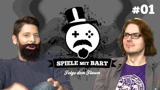 [1] Spiele mit Bart | Gabriel Knight II mit Simon und Gregor  | 05.09.2015