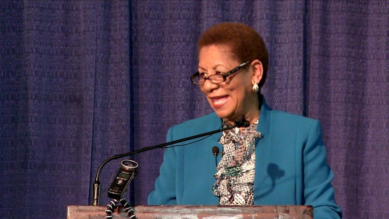 Watch Shirley Washington video