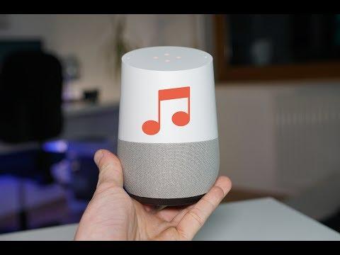Lokal gespeicherte Musik auf dem Google Home streamen, Tutorial - Venix [4K]