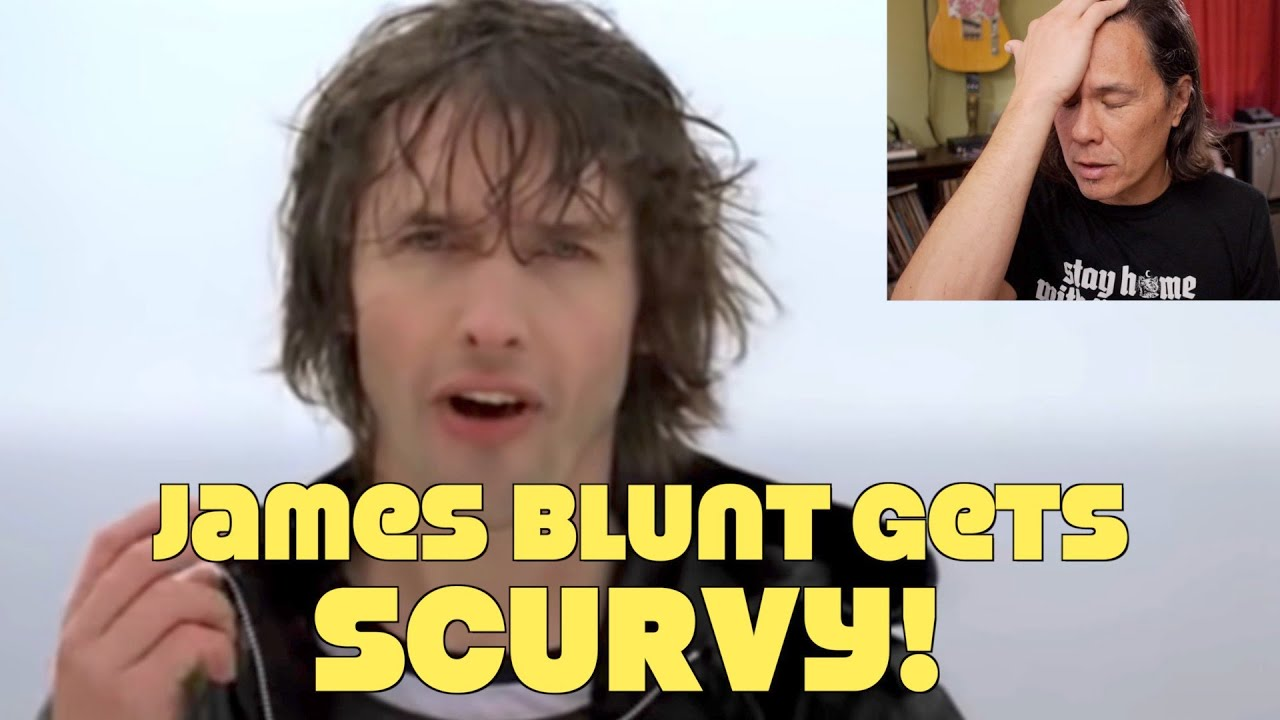 James Blunt Gets Scurvy 6 Weeks On Carnivore Diet! Blames Vegans!