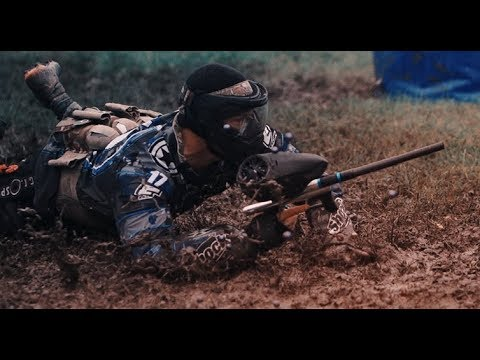 Muddy Bloody Paintball Brutality at NXL Dallas 2018 by Spantastik ft Night Lovell