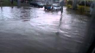 Дождик в Лиде