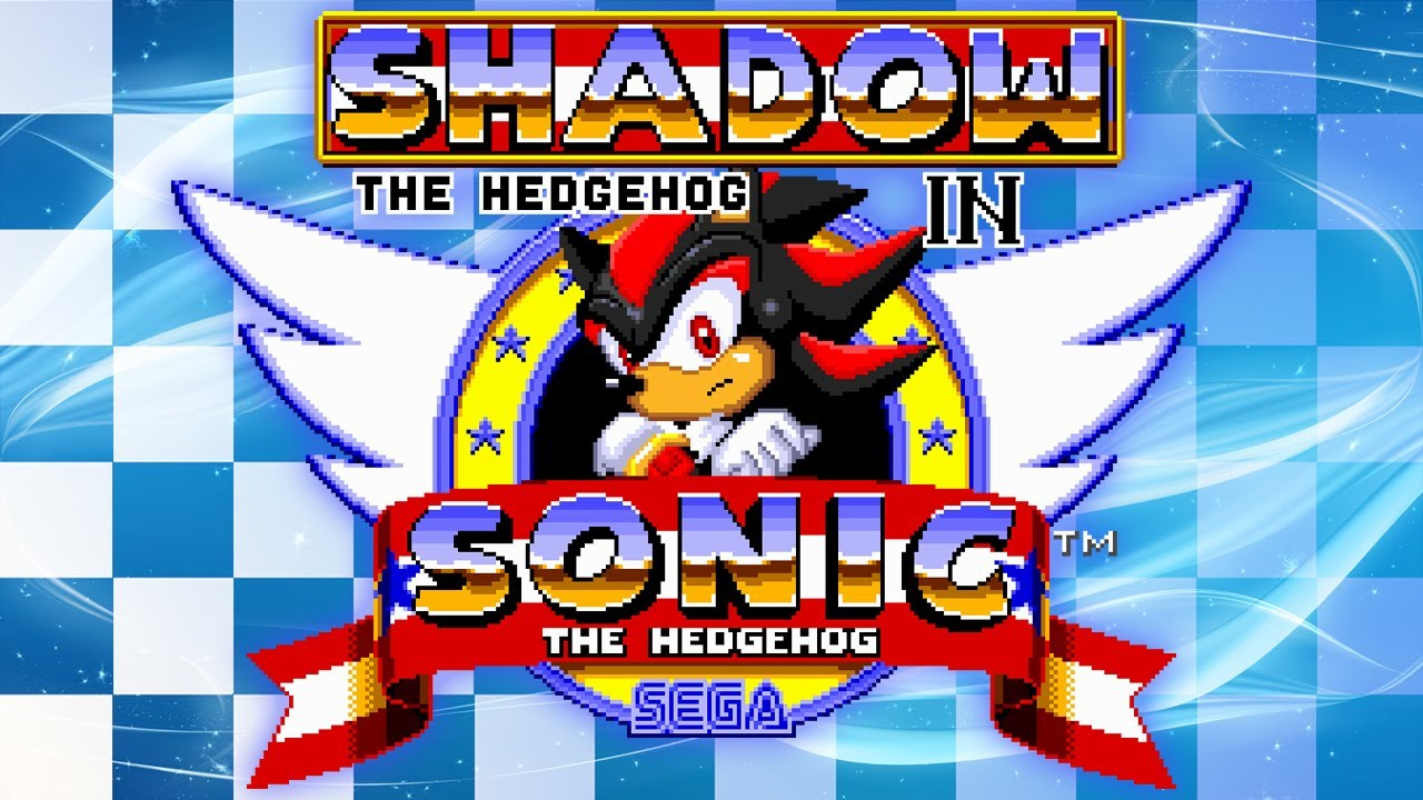 Shadow In Sonic The Hedgehog Walkthrough Youtube