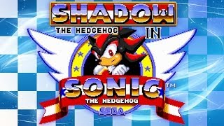 Repeat youtube video Shadow in Sonic the Hedgehog - Walkthrough