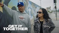 Aleali May Visits South Central & Talks Nipsey With YG's 4Hunnid Creative Director | Get It Together