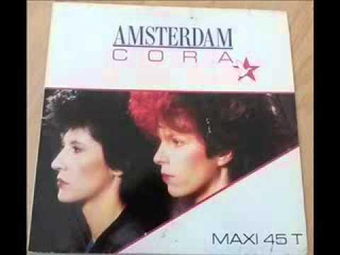 Cora   Amsterdam Engl  12inch Maxisingel 1986