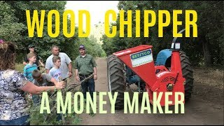 #243 - Wood Chipper On The Hometead (Another Money Maker)