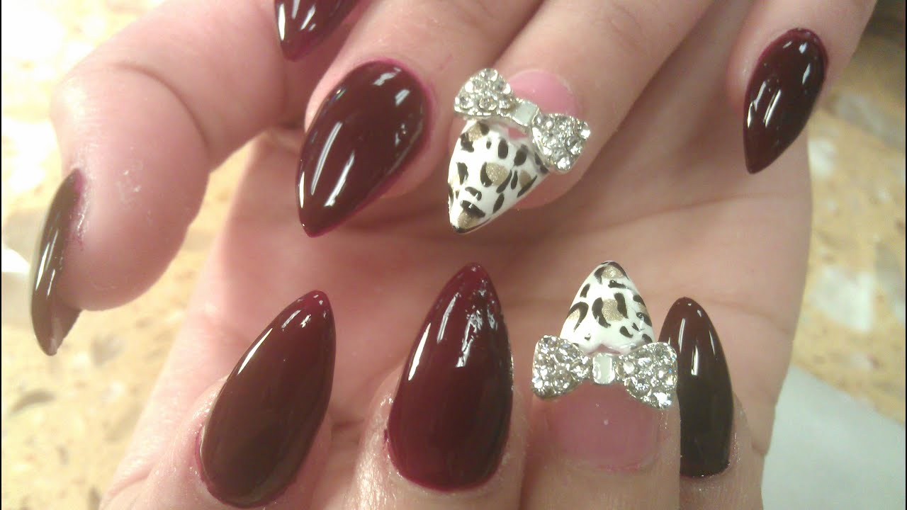 Diamond Design Nails - Nails Gallery