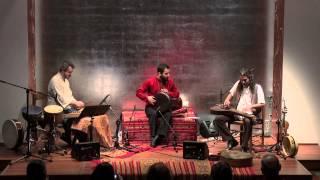 TaKiTa Band plays Raag Kirwani (South India) at Es