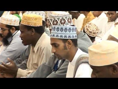 PART 3 Maulid nabawi 2017 at Hanafi Sunni Masjid, Kajificheni street, stone town, Zanzibar