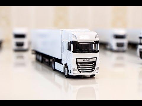 Модели грузовиков - YouTube