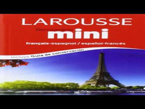 diccionario-mini-español-francés-français-espagnol-mini-dictionary-spanish-french