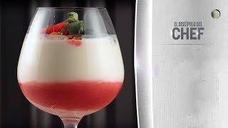 TUTORIAL - Yogur con granola y coulis de frutillas - El Discípulo del Chef