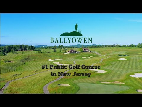 Ballyowen Golf Course, Number One Public Golf Course In New Jersey.