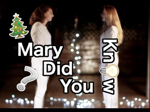 """""""Mary Did You Know"""" Michael English (Cover) Cara Clements - YouTube"""