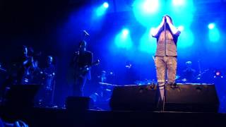 VERSENGOLD - Nebelfee (offizielles Live-Video) | Funkenflug