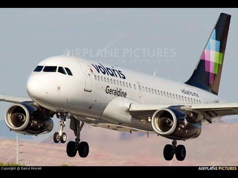 Volaris, Volaris primera operación Tepic-Tijuana Tijuana ...
