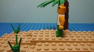 LEGO мультфильм - в поисках сокровищ (трейлер) I LEGO treasure hunt (trailer)