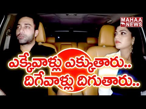 Hero Navdeep Explains Reason Behind His Bigg Boss Entry | Night Drive With Lahari #1 | Mahaa News