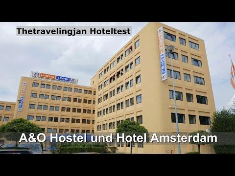 Test: A&O Amsterdam Zuidoost (Hostel und Hotel) [ 4k UHD ]