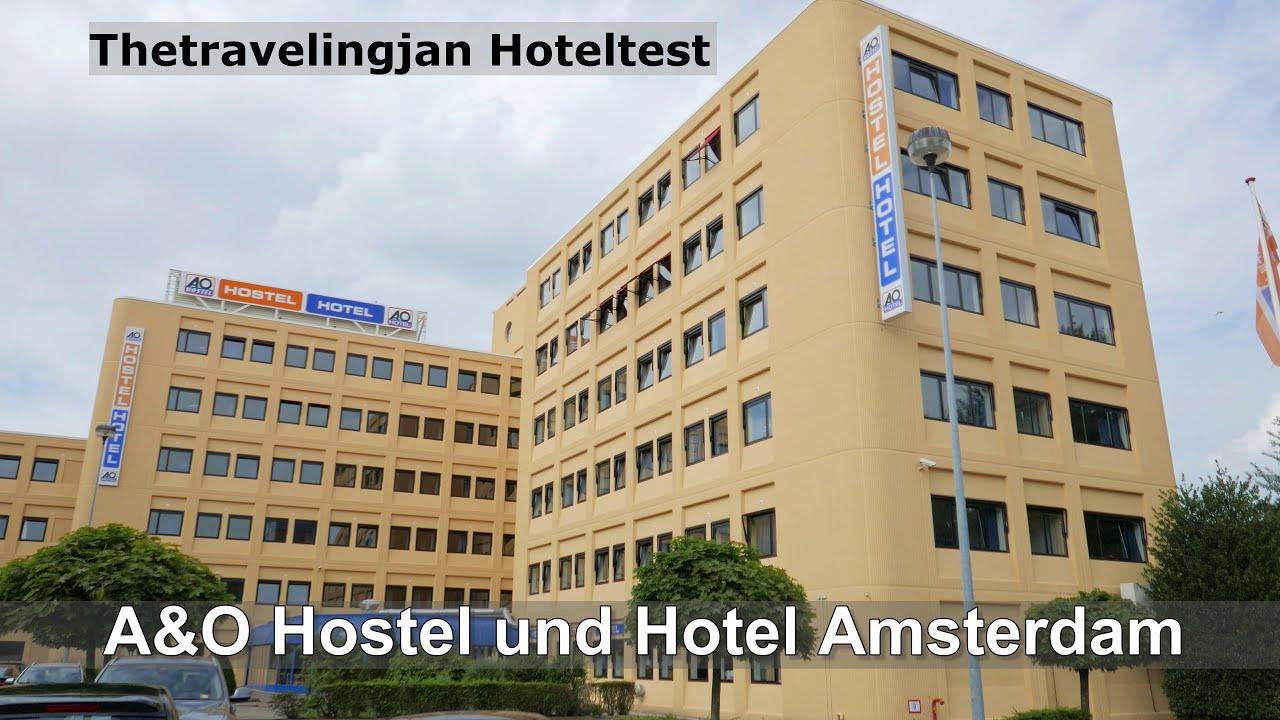 Test Amsterdam Zuidoost Hostel Und Hotel 4k Uhd Youtube