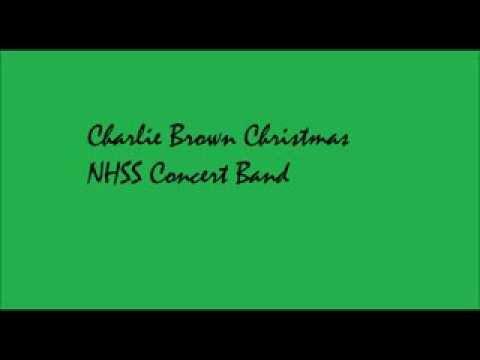 A Charlie Brown Christmas-NHSS Concert Band