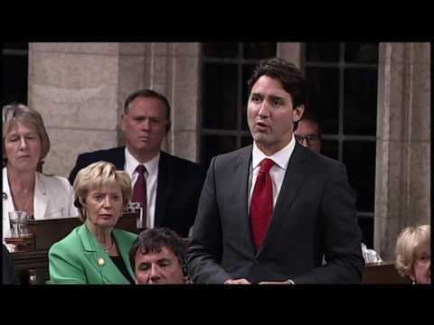 Stephen Harper THUG LIFE (Trudeau ROAST) 💯🔥👌