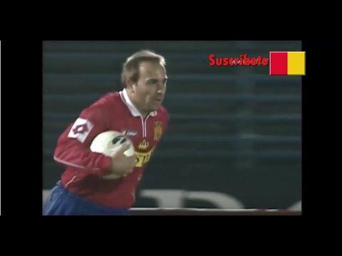Gol De Sebastian Rozental - UCH Vs UE - Segunda Fase Vuelta Apertura 2004