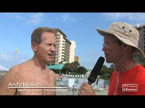 Powered Paragliding News & Reviews: Andy McAvin, MacPara